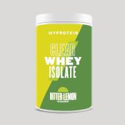 Clear Whey Isolate - 20servings - Bitter Lemon