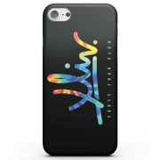 How Ridiculous XLIV Script Tie-Dye Dark Phone Case for iPhone and Android