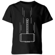 How Ridiculous Hammer Kids' T-Shirt - Black