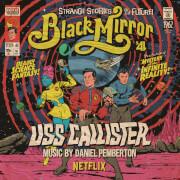 Fire Records - Black Mirror - USS Callister (Original TV Soundtrack) 2xLP RSD 2019 UK EXC