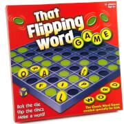 Flippin Word Game