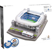Image of 3D Puzzle Football Stadium - Santiago Bernabeu