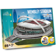 Image of 3D Puzzle Football Stadium - Wembley