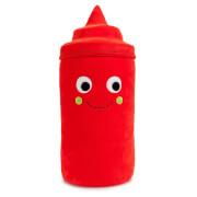 Kidrobot Yummy World Karl Ketchup 16 Inch Large Plush