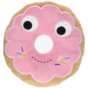 Kidrobot Yummy World Pink Donut Collectible Plush Toy