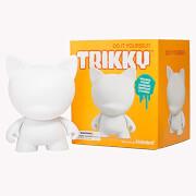 Kidrobot Munny World Trikky 6.5 Inch Figure