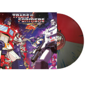 Hasbro Studios Presents '80s TV Classics: Music from The Transformers - Starscream Variant Vinyl