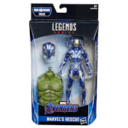 Hasbro Marvel Legends Series 6 Inch Marvel's Rescue Collectible Figure