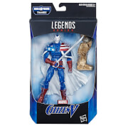 Hasbro Marvel Legends Series 6 Inch Citizen V Marvel Comics Collectible Figure