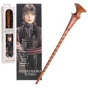 Nymphadora Tonks 30cm PVC Wand with Prismatic Bookmark