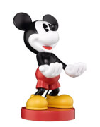 Mickey Mouse Collectible Mickey Mouse 8 Inch Cable Guy Controller and Smartphone Stand