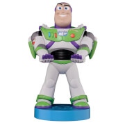Toy Story 4 Collectible Buzz Lightyear 8 Inch Cable Guy Controller and Smartphone Stand