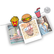 Clipit - Fast Food Photo/Note Clips