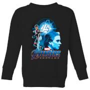 Avengers: Endgame Widow Suit Kids' Sweatshirt - Black