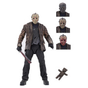NECA Freddy vs Jason - Ultimate Jason Voorhees Figurine 18 cm Scale Action