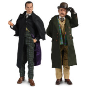 Big Chief Studios Sherlock Homes and Dr. John Watson (The Abiminable Bride) Boxed Set Signature Edition