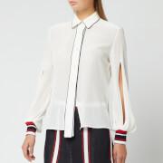 Golden Goose Deluxe Brand Women's Isako Shirt - Tofu - M - White