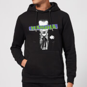 DC Comics Batman Joker The Greatest Stories Hoodie in Black