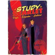 Study in Scarlet: A Sherlock Holmes Graphic Novel (Paperback)