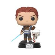 Figurine Pop! Cal Kestis & BD-1 - Star Wars : Jedi Fallen Order