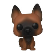 Click to view product details and reviews for The Walking Dead Dog Pop Vinyl Figure.