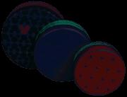 Funko Homeware Disney Classic Mickey Print Nesting Tins - Mixed