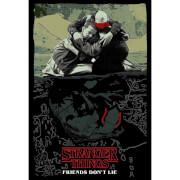 Poster Fine Art Giclée Netflix's Stranger Things