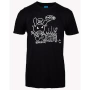 Kidrobot Frank Kozik 10th Anniversary Men's T-Shirt - Black