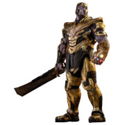 Figura de Acción de Thanos, escala 1:6, de Vengadores: Endgame, serie Movie Mastepiece, Hot Toys - 42 cm