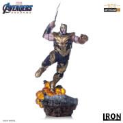 Iron Studios Avengers Endgame BDS Art Scale Statue 1/10 Thanos 36 cm