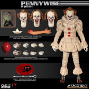 Click to view product details and reviews for Mezco One12 Collective It 2017 Pennywise Action Figure.