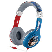 Marvel Captain America Kids' Headphones