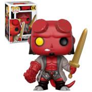 Hellboy with Sword EXC Pop! Vinyl Figure