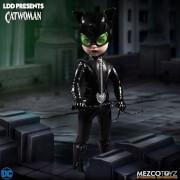 Mezco Living Dead Dolls DC Universe Catwoman