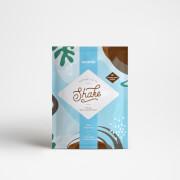 Kokosnuss Latte Shake