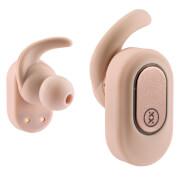 Mixx Streambuds True Wireless Earphones + Charging Dock - Rose Gold