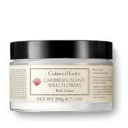 Crabtree & Evelyn Caribbean Island Wild Flowers Body Cream 200g