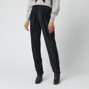 Isabel Marant Women's Fany Trousers - Faded Black - FR 36/UK 8 - Black