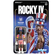 Super 7 Rocky ReAction Figure (Apollo Creed)