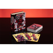 Image of Marvel Deadpool Playing Cards