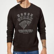 Game of Thrones House Stark Sweatshirt - Black
