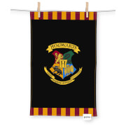 Harry Potter Hogwarts Tea Towel