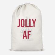 Jolly AF Cotton Storage Bag - Large