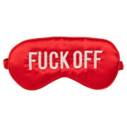 F*ck Eye Mask - Red