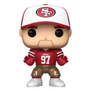 NFL 49ers Nick Bosa Home Jersey Pop! Vinyl Figure