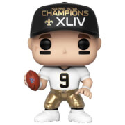 NFL Saints Drew Brees Pop! Vinyl Figure