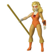 Savage World Thundercats Cheetara Action Figure