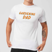 Gardening Dad Mens T Shirt   White   XS   White