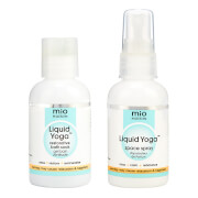 Mio Skincare Liquid Yoga Travel Size Duo