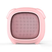 Kitsound Boogie Buddy Kids Portable Bluetooth Speaker - Pig